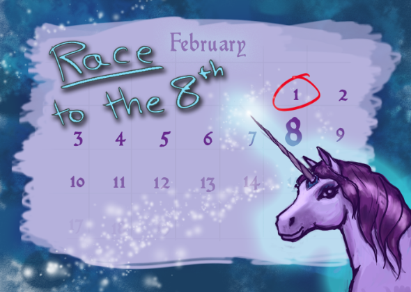 Race to the 8th Day 1