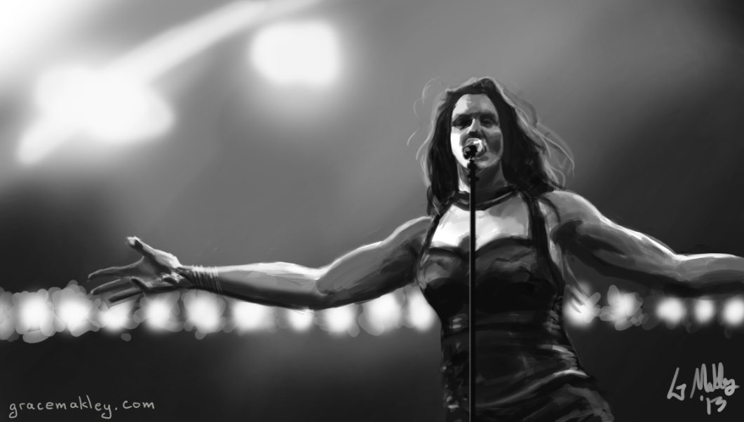 Nightwish: Floor Jansen